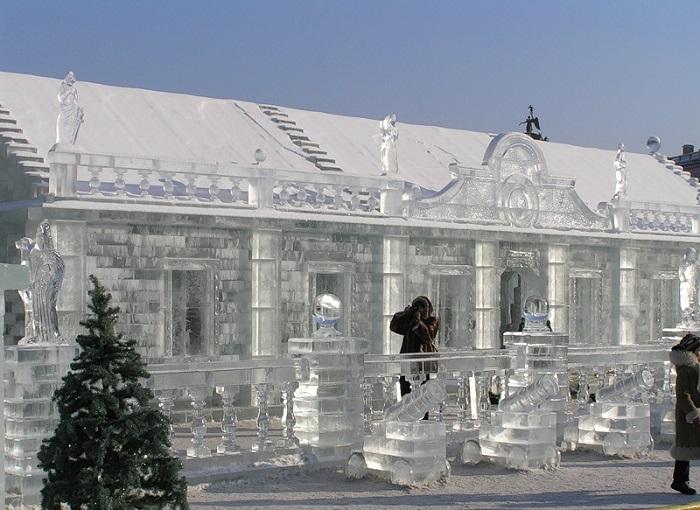 Ледяной дом. Фото: mir.radosthrist.ru.